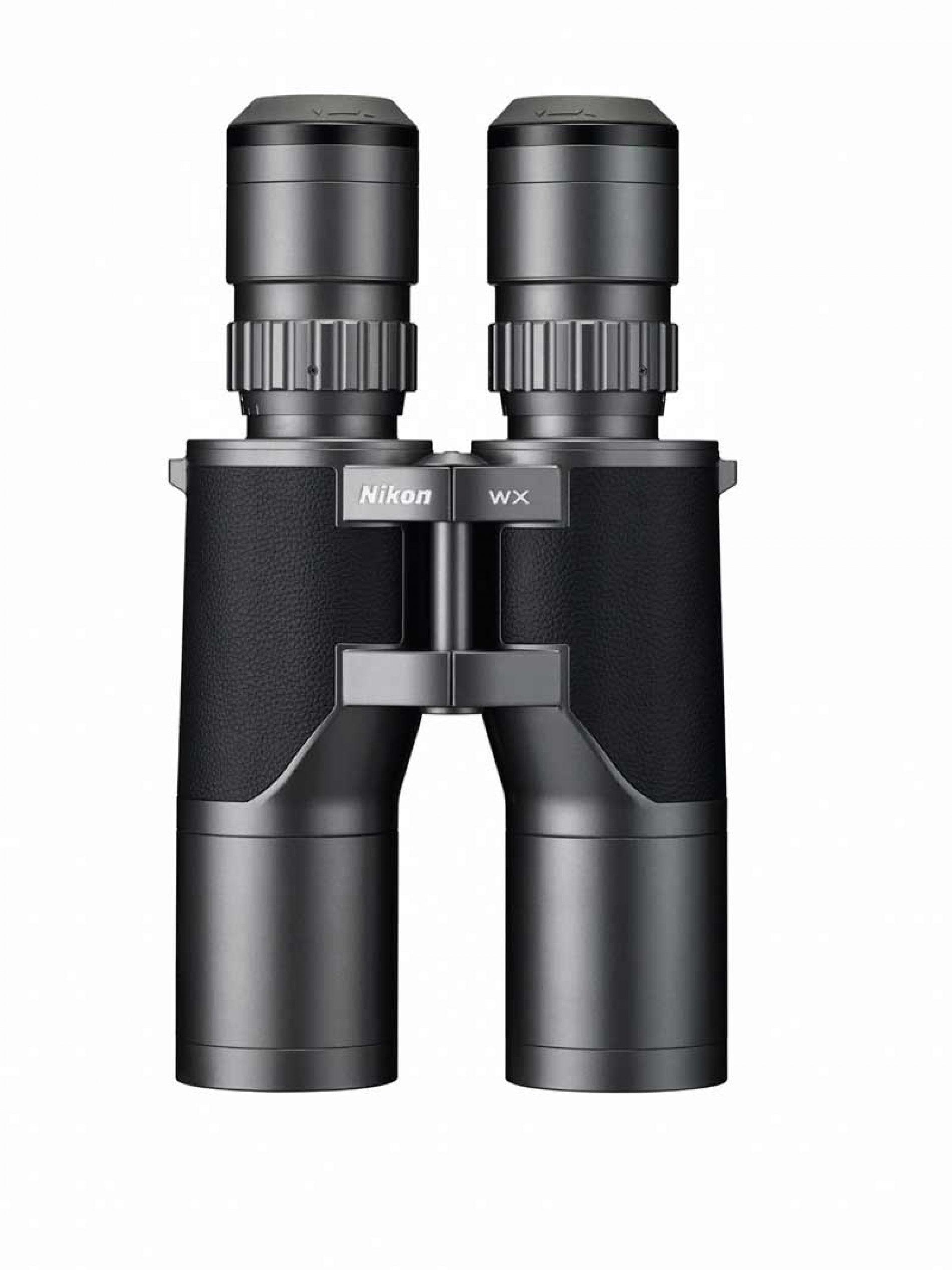 Nuevos binoculares Nikon WX