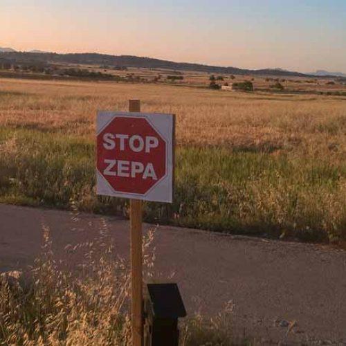 El Pla des Blanquer dice NO a la ZEPA
