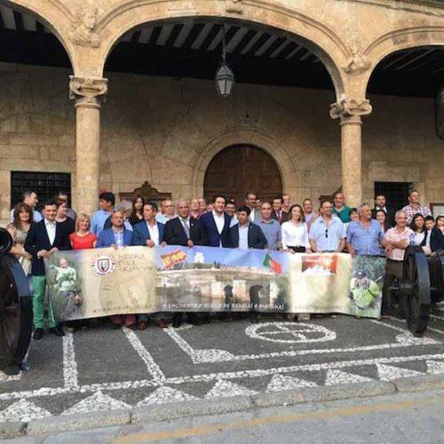 Ratificación del acuerdo en defensa de la Montería Ibérica