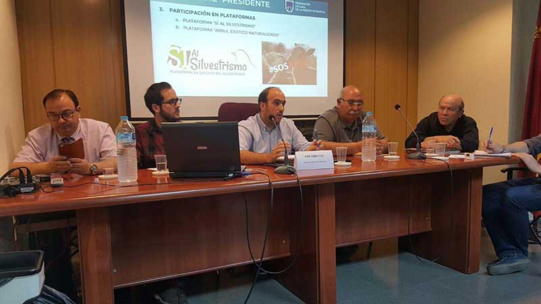 La Federación de Caza de la Región de Murcia celebró su Asamblea General