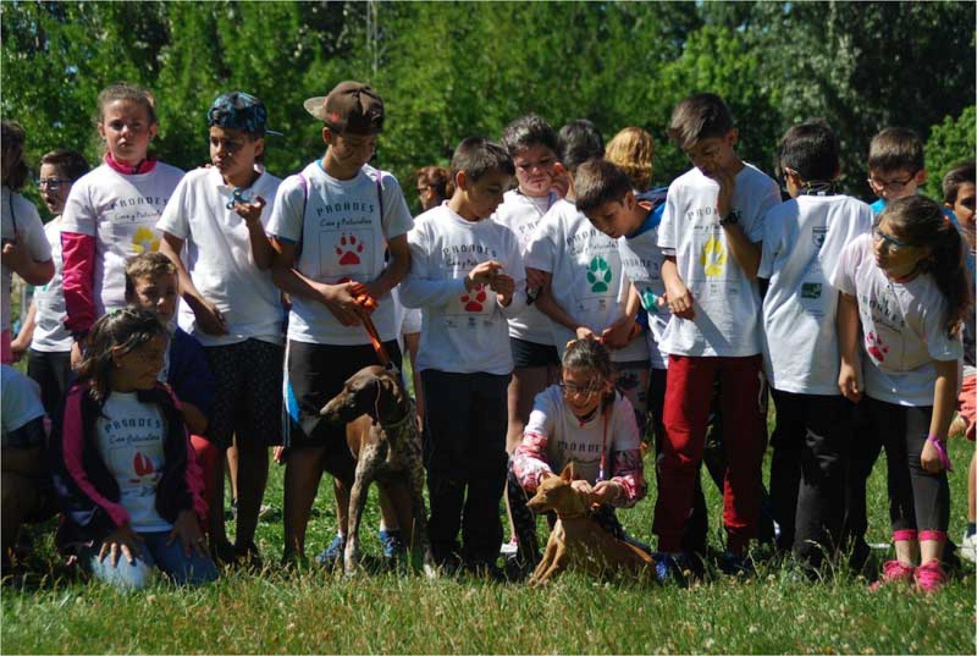 La Federación Extremeña de Caza clausura el proyecto 'Caza y Naturaleza'