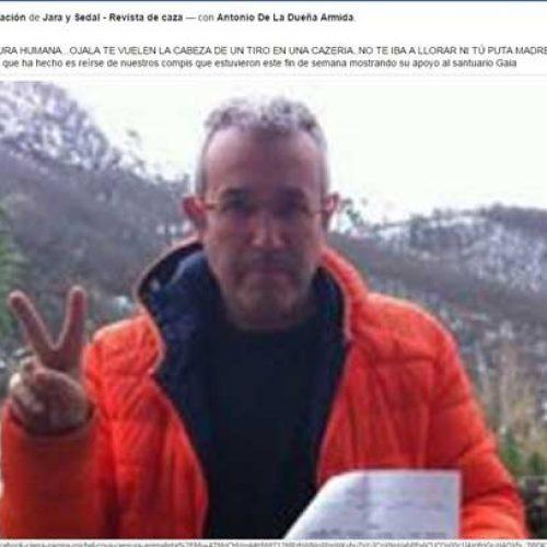 La Fundación Artemisan denuncia a quienes amenazaron a Michel Coya