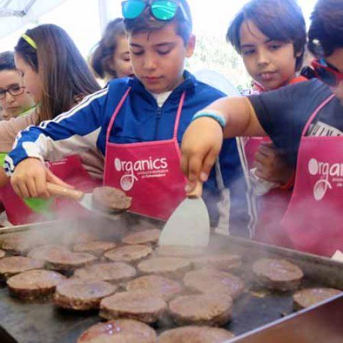 ASICCAZA acerca el sabor y las bondades de la carne de caza a más de 400 niños