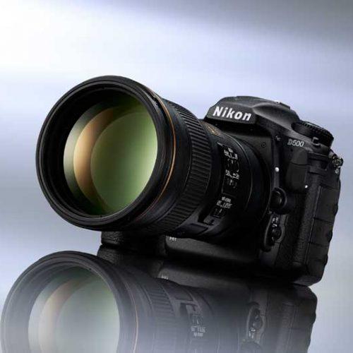 La Cámara D500 de Nikon gana el Camera GP 2017 Editors Award