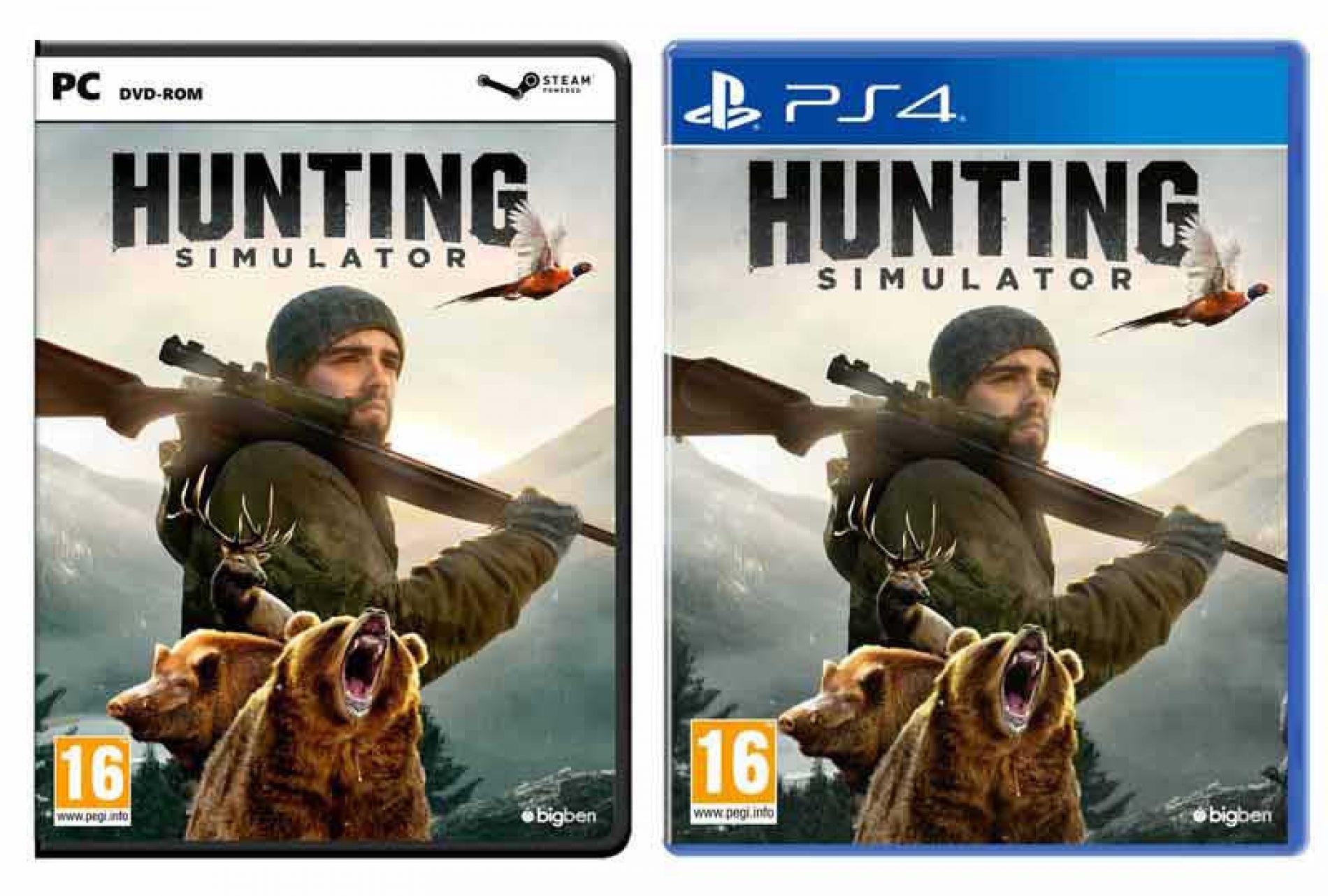 El juego de caza Hunting Simulator saldrá a la venta el 9 de junio