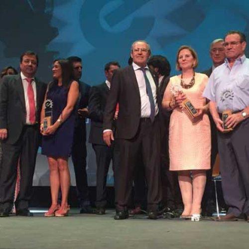 Carnicas Dibe, premiada como empresa agroalimentaria en extremadura