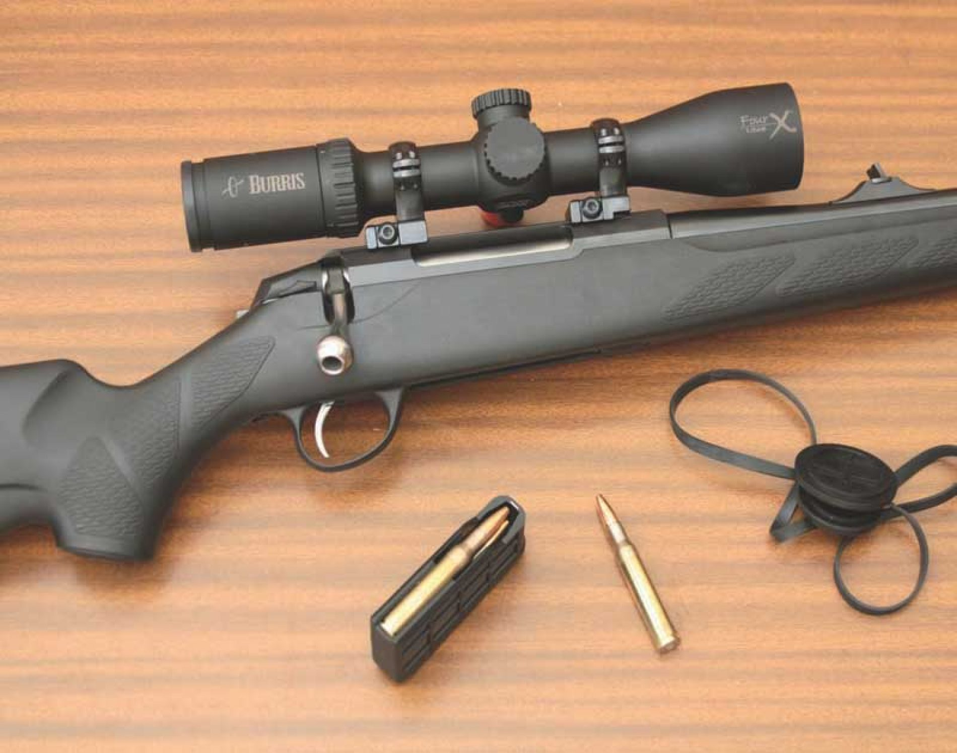 Prueba del rifle Tikka T3 Lite, preciso, robusto y muy ligero