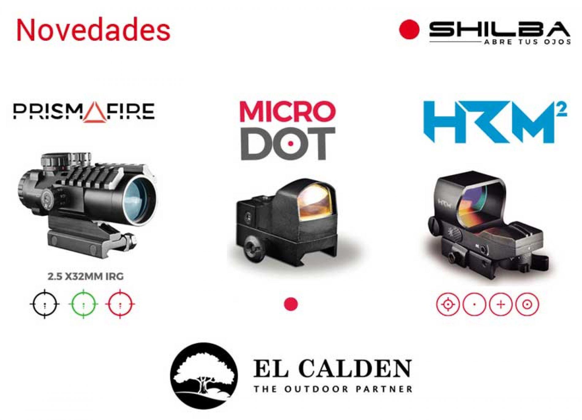 Nuevos visores holográficos de Shilba