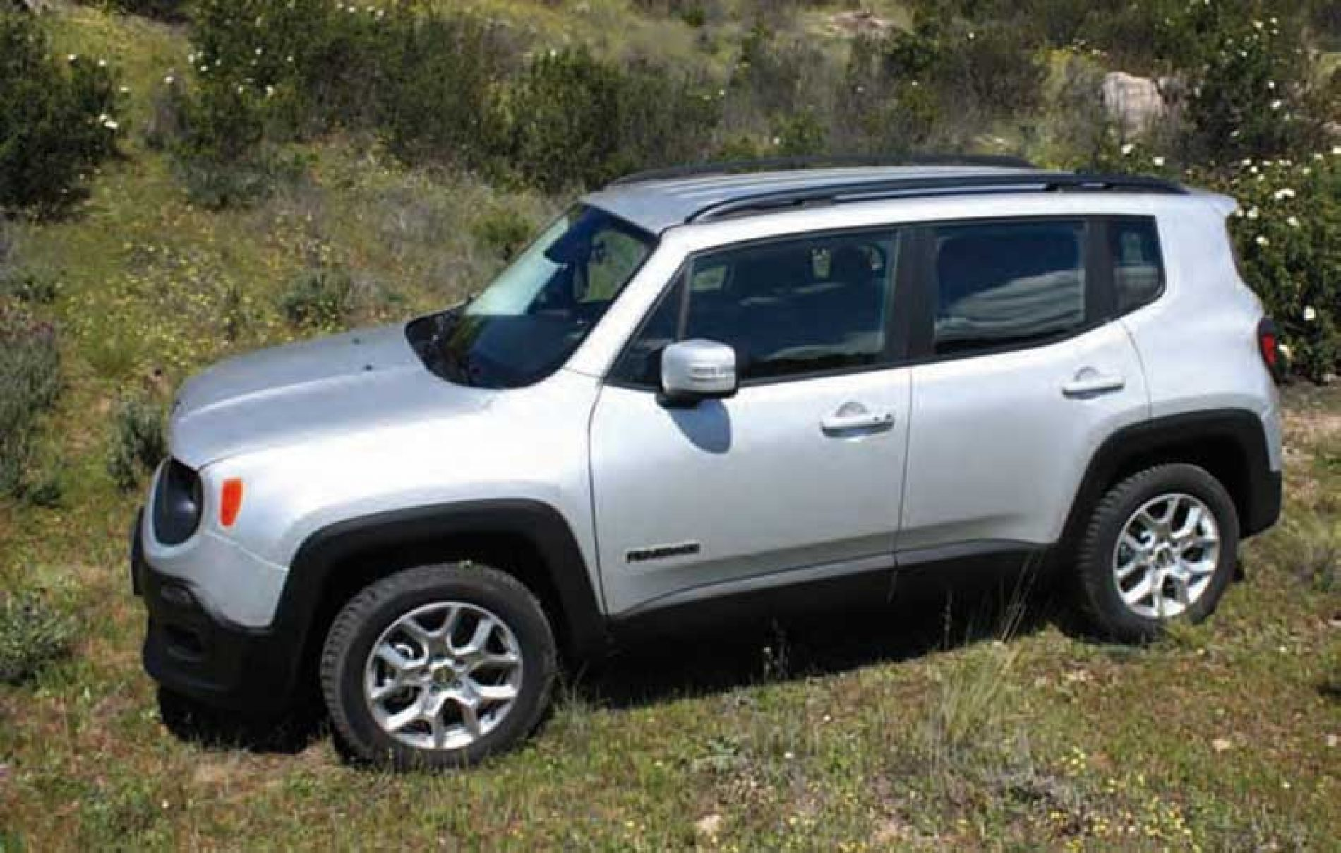 Tributo a Jeep Renegade 2.0 MJet