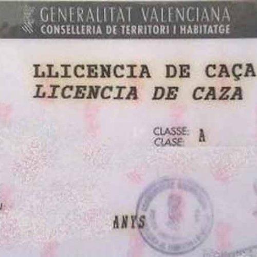 Sacar la licencia de caza en la Comunidad Valenciana es un calvario