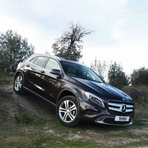 Prueba del Mercedes GLA 220 CDi 170 4Matic 7G-DCT