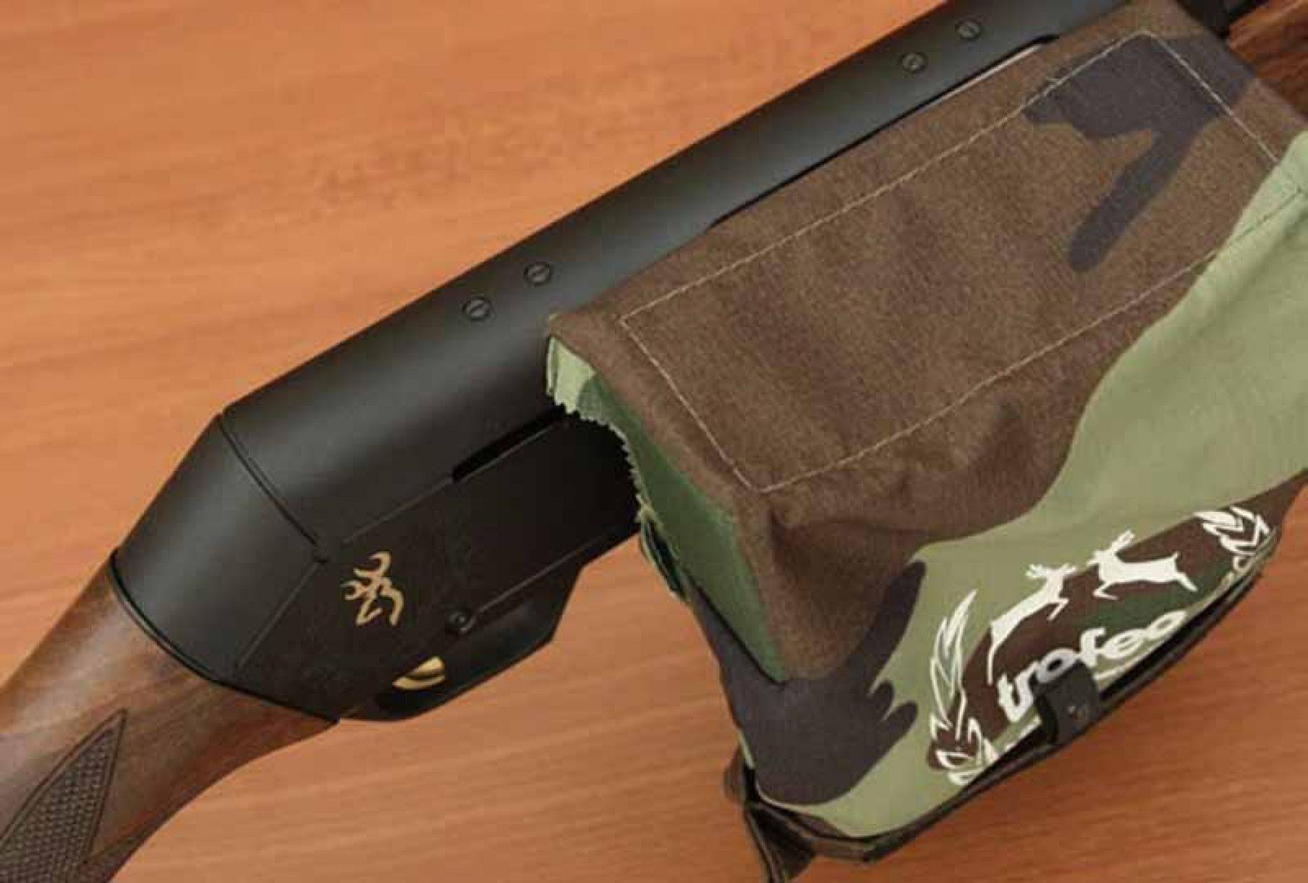 Prueba del caza-vainas Recovain en rifles semiautomáticos