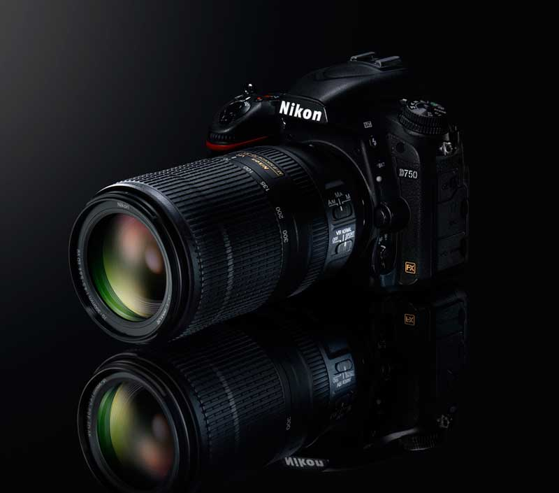 Nuevo zoom de teleobjetivo NIKKOR AF-P de 70-300 mm con ED VR ...