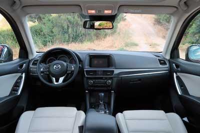Mazda-CX5-salpicadero