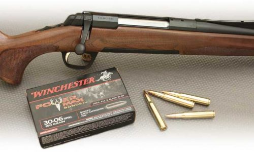 Rifle X-Bolt SF Hunter, excelente opción para montería o rececho
