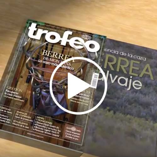 Revista Trofeo Caza de septiembre 2017 nº 568
