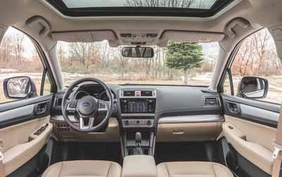 Subaru-Outlander_Interior