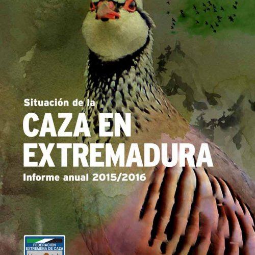 La caza mueve más 360 millones de euros en Extremadura