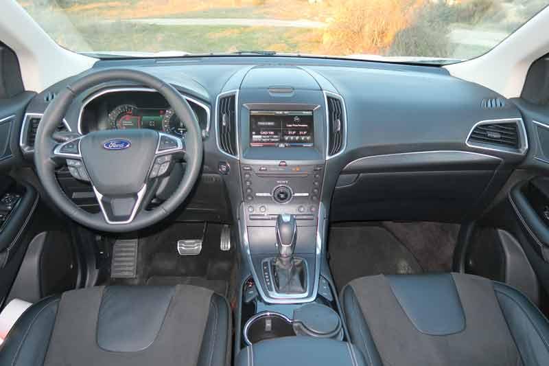 Ford-edge-chasis