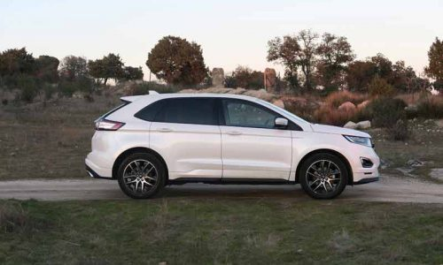 Conduciendo un Ford Edge 2.0 TDCi 210cv Bi-Turbo 4×4 Powershift