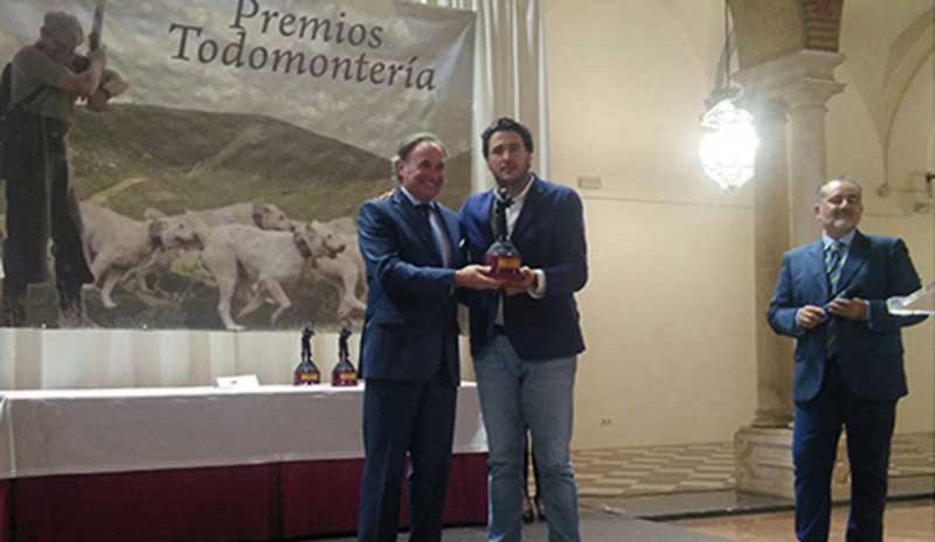La RFEC 'Entidad del Año' en la gala de los Premios Todomontería 2017