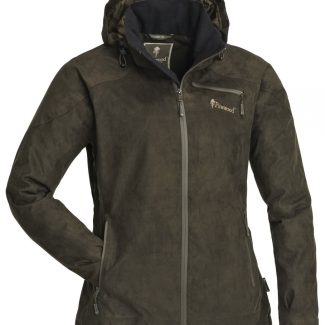 Chaqueta Pinewood Sra. Grouse Suede