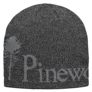 Gorro Pinewood Melange (negro/gris)