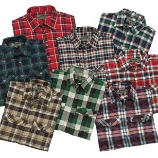 Camisa Pinewood Texas Mix