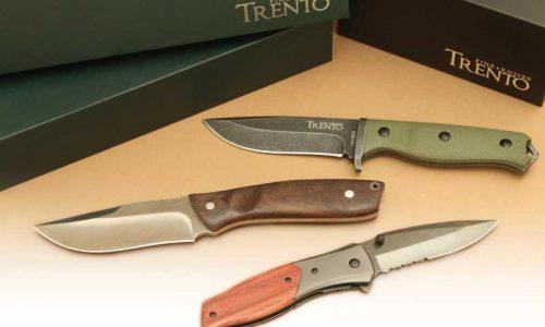 Cuchillos y navajas Trento, calidad a precios sorprendentes