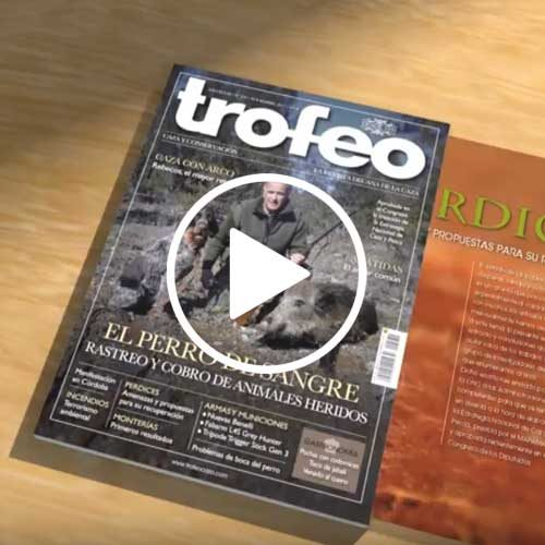 Revista Trofeo Caza noviembre 17