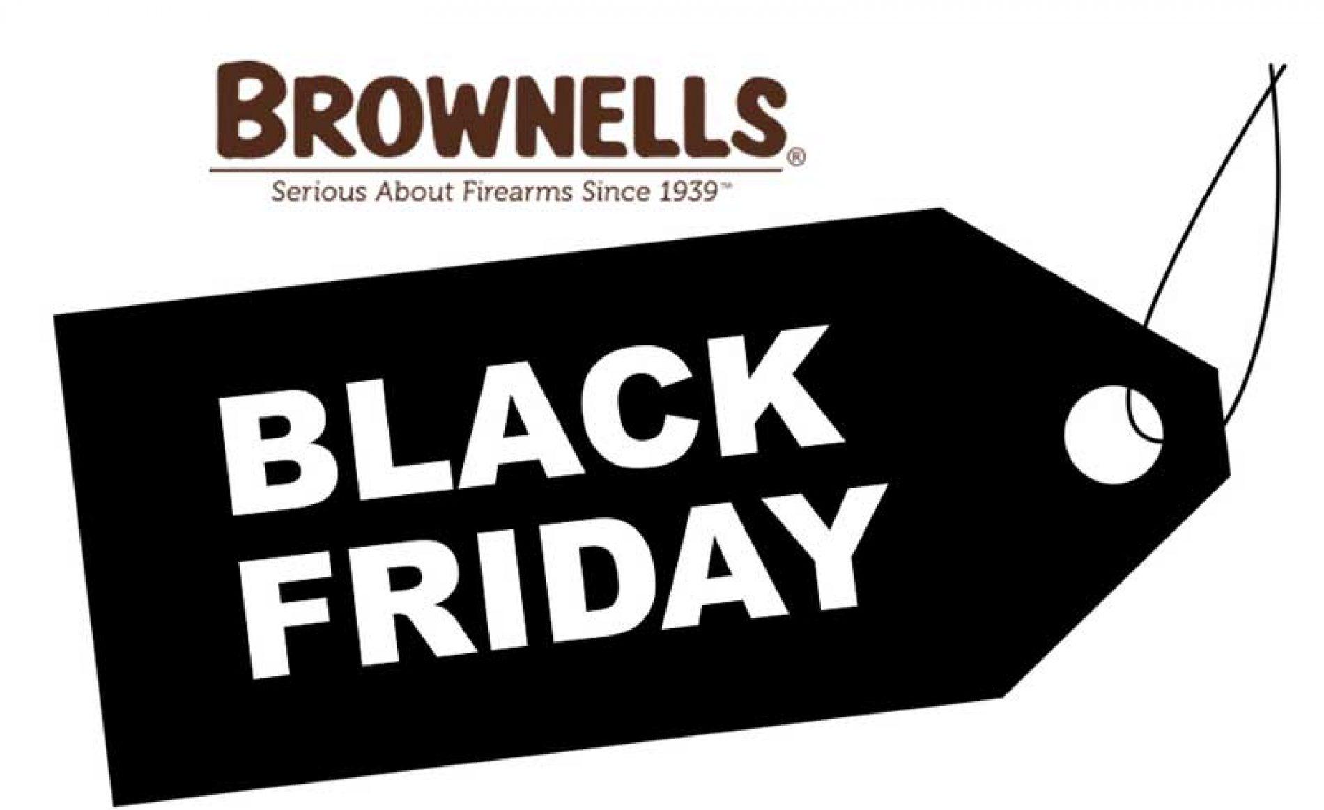 Brownells Ibérica se suma al Black Friday con grandes ofertas