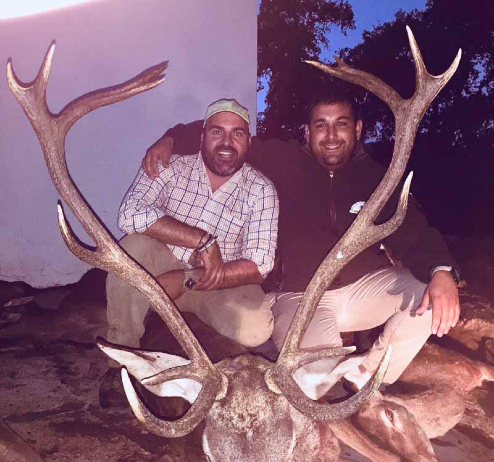 Madajas Viejas, una dura montería que realza la caza en abierto