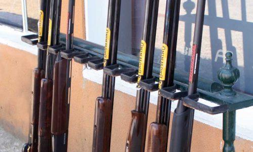 Nuevos rifles y escopetas, Browning y Winchester