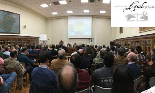 Proyecto Aequilibrium, presentación de resultados temporada 2017