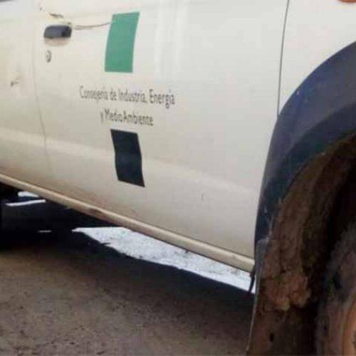 FEDEXCAZA condena el ataque a un vehículo de un agente del Medio Natural