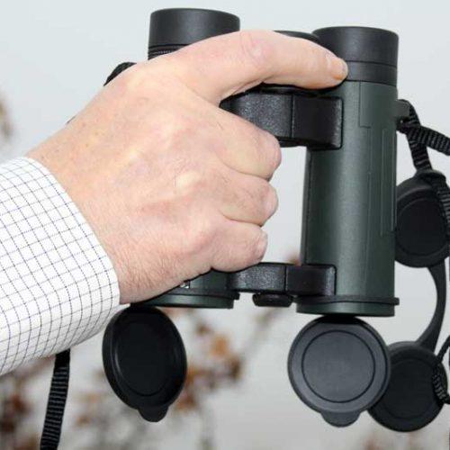 Probamos los nuevos binoculares Shilba Odyssey, más ergonómicos y compactos