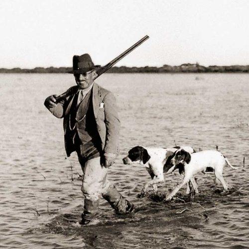 Parque Nacional y reserva de Doñana un origen ligado a la caza