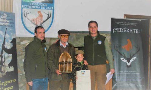 Campeonato de Extremadura de Perdiz con Reclamo el 17 de febrero en Escurial