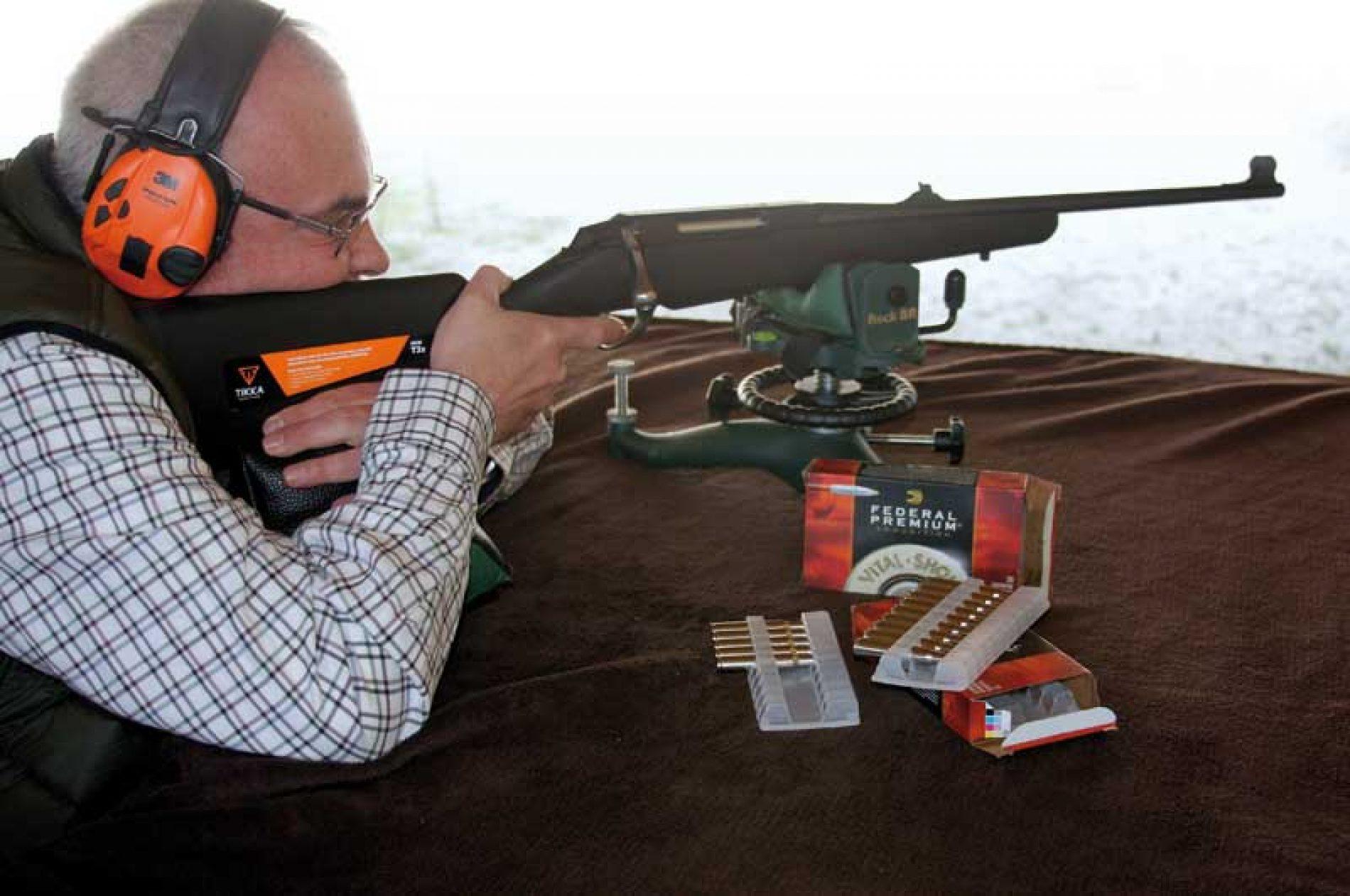 Probamos el rifle Tikka T3x Lite, el ultraligero más rápido
