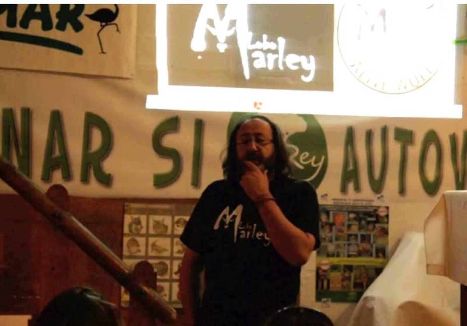 """Los cazadores indignados por la absolución de """"Lobo Marley"""""""