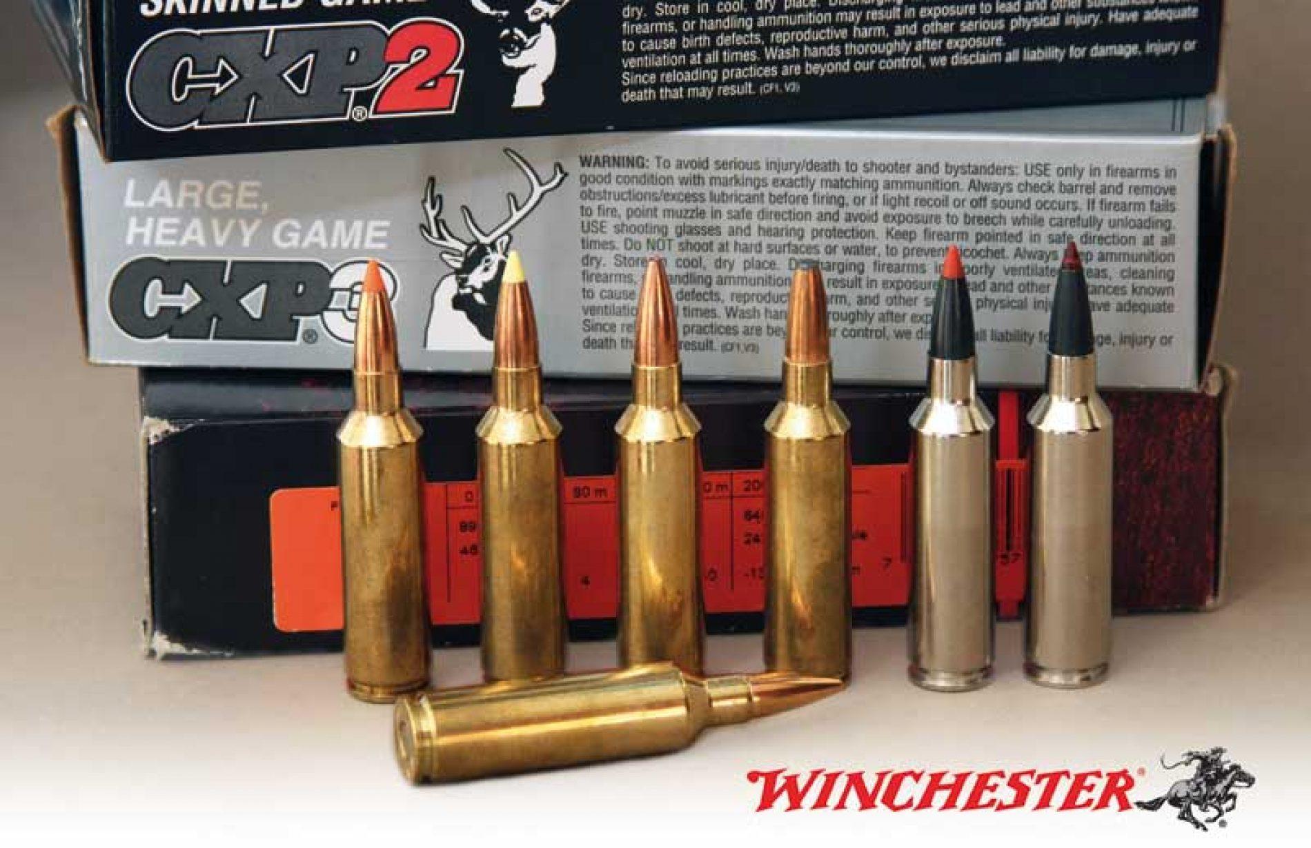 .270 Winchester Short Magnum, espectacular calibre de rececho