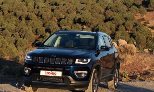 Jeep Compass Limited 2.0 Multijet 4×4 Active Drive