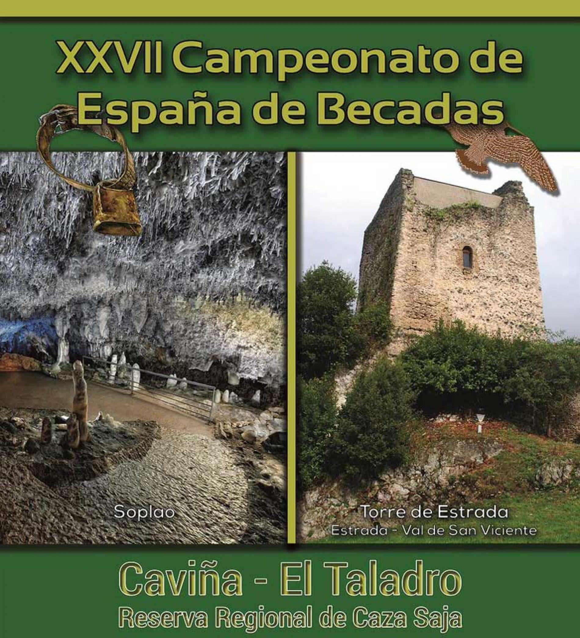 Programa oficial del XXVII Campeonato de España de Becadas