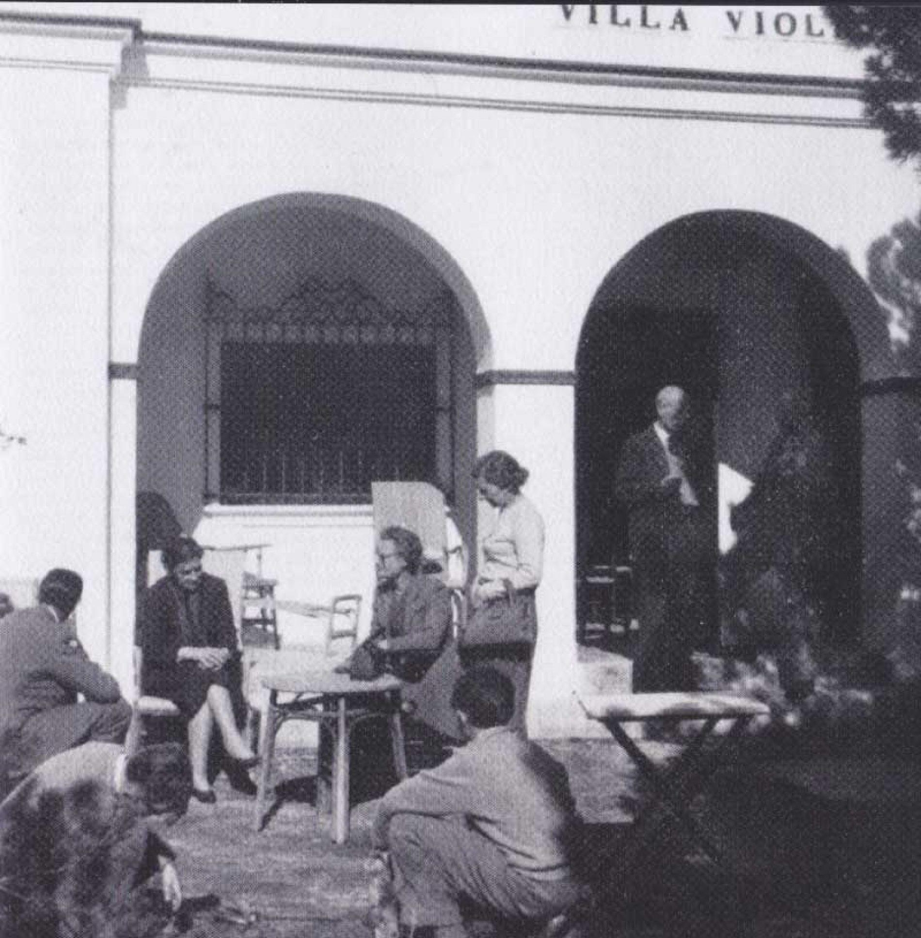 Villa Violeta, pasión por la naturaleza y la ornitología