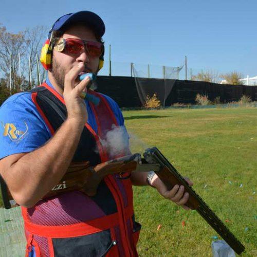 Cartuchos Rio renueva su acuerdo de colaboración con el deportista olímpico Alberto Fernández Muñoz