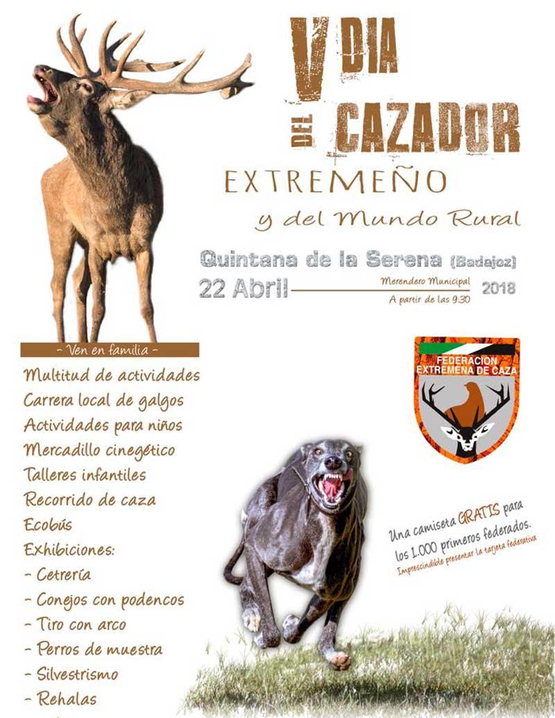 El v d a del cazador extreme o y del mundo rural se Noticias del dia en el mundo del espectaculo