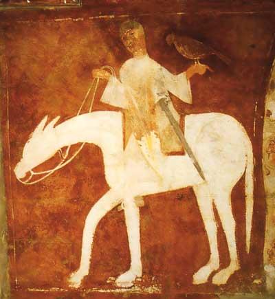 San-Baudelio-halconero-o-cetrero