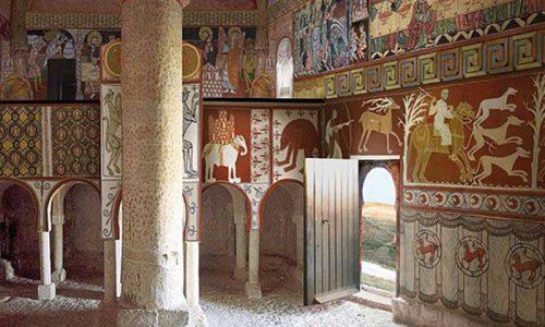 El Significado de las escenas de caza de la ermita de San Baudelio de Berlanga