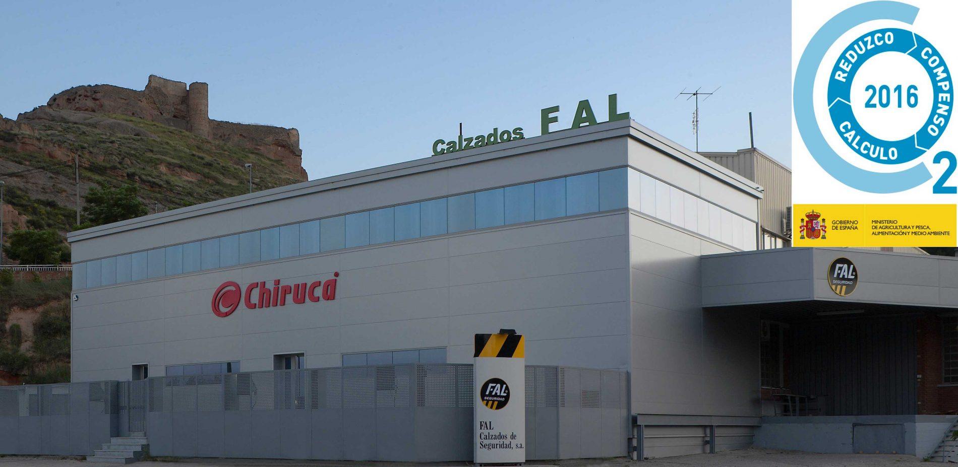 Calzados FAL – CHIRUCA®, consigue el sello completo de huella de carbono