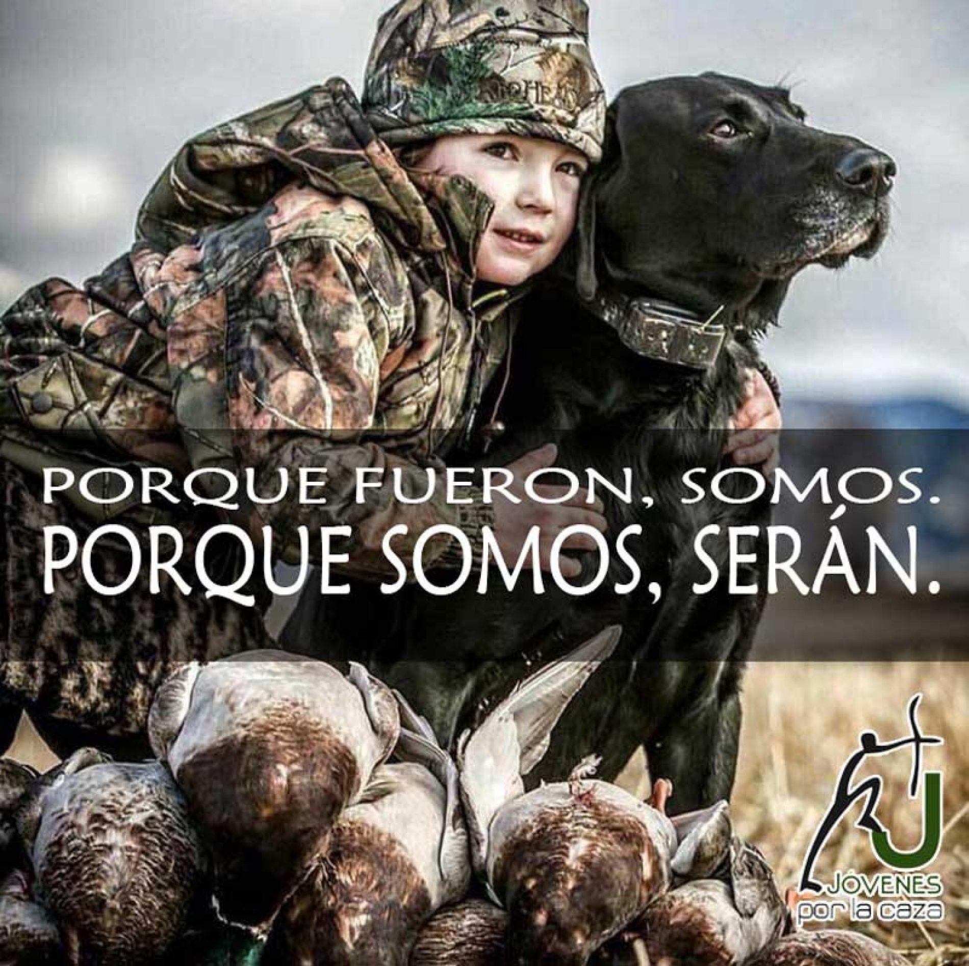 Jóvenes por la Caza se opone al aumento de la edad para empezar a cazar a los 16 años en Castilla la Mancha